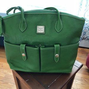 Dooney and Bourke domed satchel